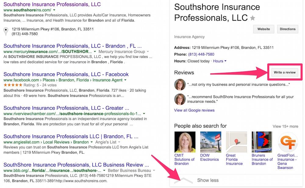 southshore-google