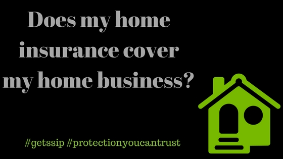 How Does My Home Business Affect My Home Insurance?